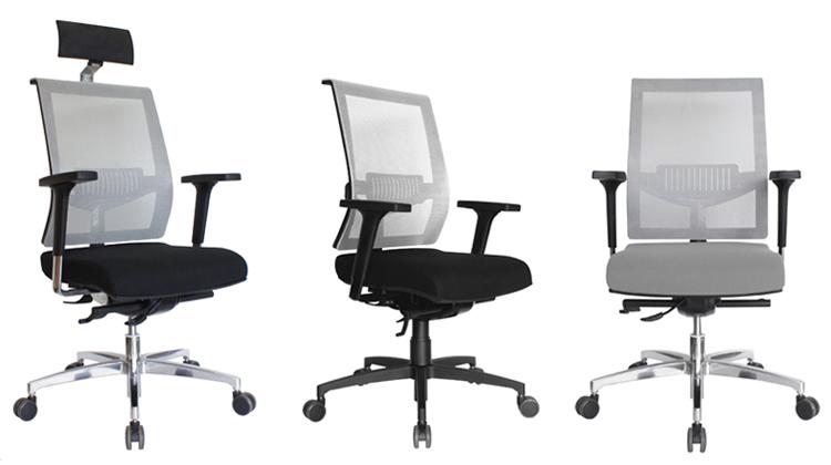 Cadeira Diretor/Presidente Alumesh