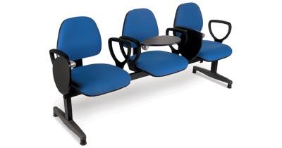 Cadeira longarina linha Plus