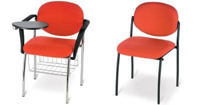 Cadeira treinamento linha Staff Doty