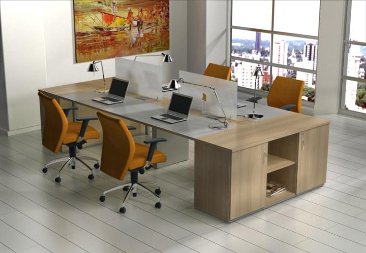 mesa plataforma para estação de trabalho