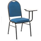 cadeiras para escritório Embaixador com prancheta