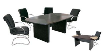 Mesa reunião executiva presidente / diretoria MRP2411