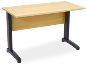 mesa retangular para escritório